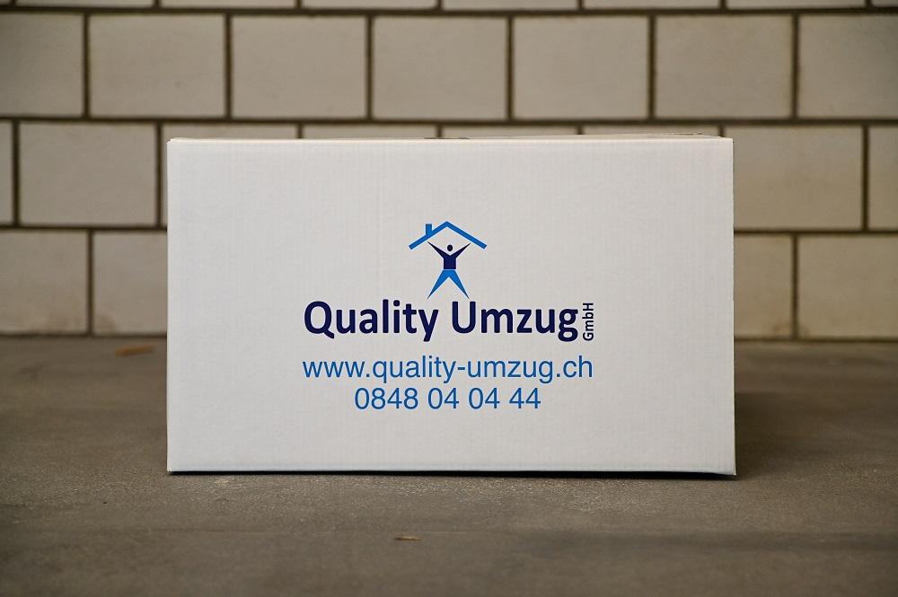 Umzugskarton Luzern